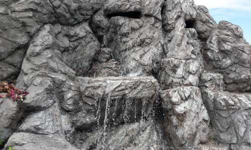 Элемент каскадного водопада