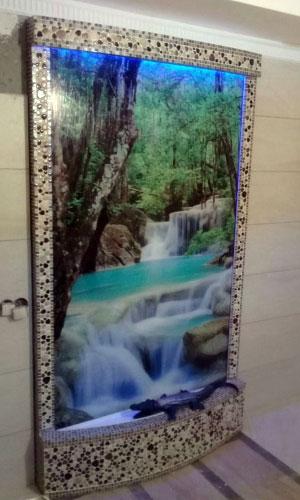 Водопад для ванной
