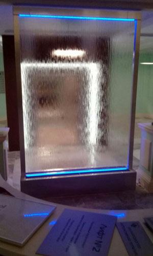 Водопад в киностудии